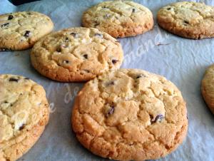 recette de cookie maison